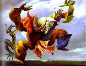 Max Ernst's L'Ange du Foyer ou le Triomphe du Surréalisme