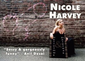 Nicole Harvey - banned from US for 5 years - but not for this