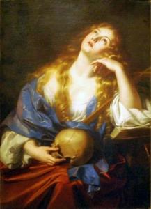 A Penitent Mary Magdalene by Nicolas Régnier,