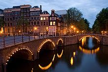 Amsterdam (Photo by Massimo Catarinella)