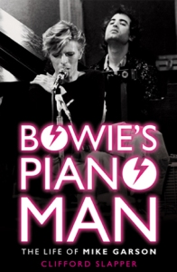 Clifford Slapper book - Bowie's Piano Man
