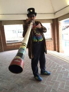 Didgeridoo Pete, Minister of Didgeridoos