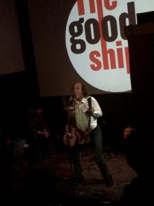 John Otway at The Good Ship last night