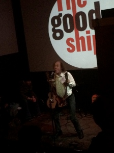 John Otway at The Good Ship last night