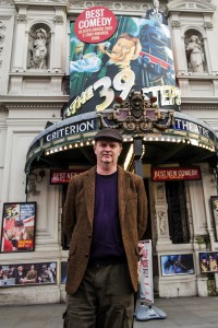 The 39 Steps - Paul Merton