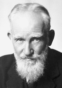 George Bernard Shaw in 1925, when he was awarded the Nobel Prize in Literature