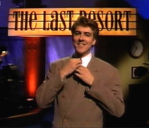 Jonathan Ross as I remember him