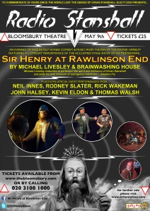 Neil Innes, Rick Wakeman etc are joining in
