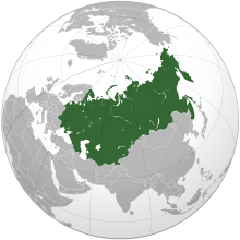 Wikipedia's map of the USSR
