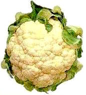 A cauliflower could lead to comedy