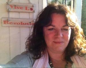 Claire Smith in Brighton yesterday