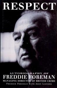 Freddie Foreman's 1996 autobiography