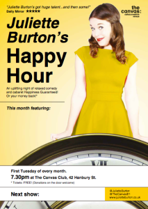Juliette Burton's Happy Hour generic