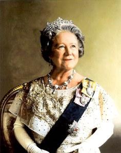 Her Majesty Queen Elizabeth, The queen Mother