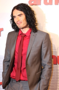 Russell Brand is supporting Ghar Sita Mutu