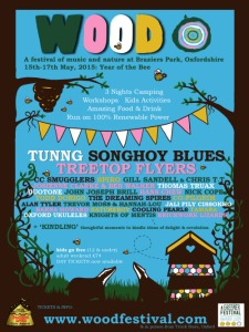 The Wood Festival 2015