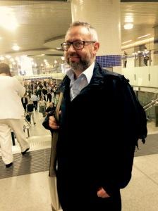 Giacinto Palmieri - an academic at St Pancras