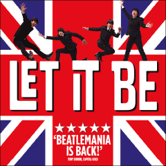 The Beatles musical at the Garrick Theatre