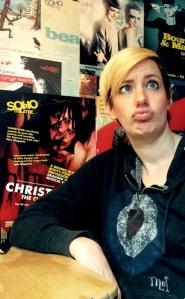 Lindsay Sharman, comic and multiple author