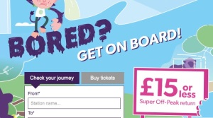 From Thameslink website - journeys include the unexpected
