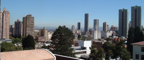 Bogota, 2006