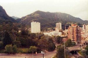 Bogota in 1983
