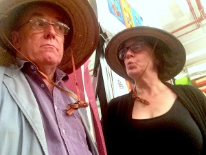 John Fleming & Kate Copstick