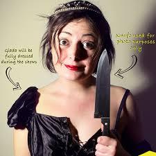 Giada Garofalo - not a woman to mess with