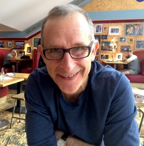 Nick Revell talked to me at Soho Theatre