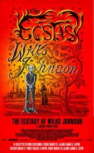 The Ecstasy of Wilko Johnson poster