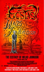 The Ecstasy of Wilko Johnson poster