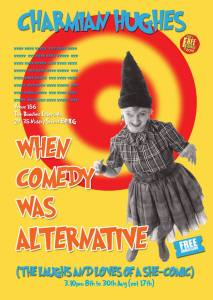 Charmian Hughes When Comedy Was Alternative