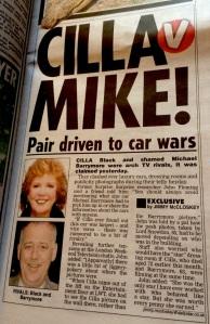 Daily Star - Cilla & Barrymore
