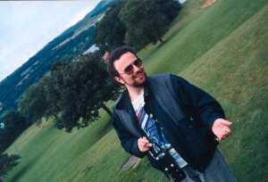 Danny Greenstone in 1988