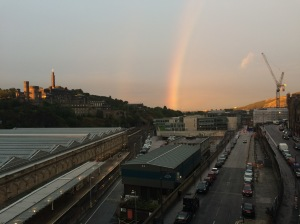 The Edinburgh Fringe: you may have to make your own rainbow