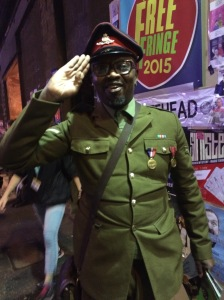 President Obonjo: dictator to Benjamin Bello