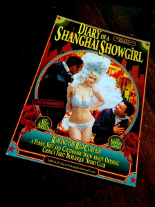Diary of a Shanghai Showgirl in Auld Reekie