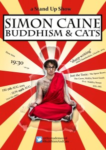 Simon Caine - Buddhism and Cats