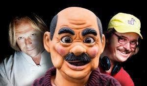 Tom Binns' characters