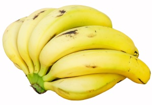 A bunch of bananas photographed by Augustus Binu