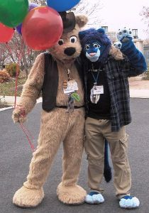 Wikipedia's illustration of Furries (Photograph by Laurence 'GreenReape' Parry.