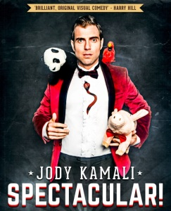 Jody Kamali - Spectacular!