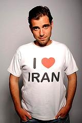 Jody Kamali - half Iranian