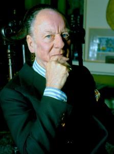 Sir John gielgud (Photograph by Allan Warren)