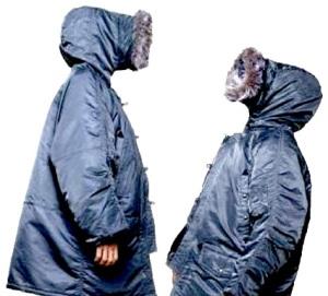 Men in Coats