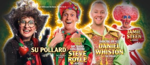 Paul's first ever pantomime - coming to the Blackpool Grand