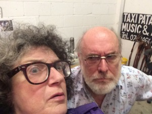 Kate Copstick and John fleming - Grouchy Club Podcast