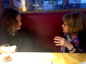LoUis CYfer (chats to Sandra Smith at the Soho Theatre