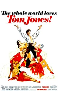 Tom Jones - the original Henry Fielding film one