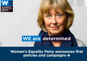 Women's Equality Party website